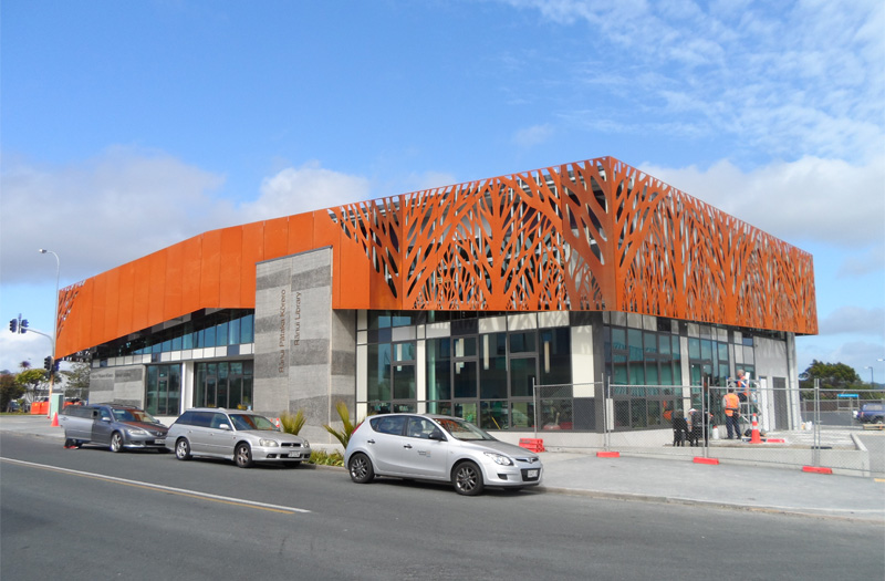 Waitakere City Council Building Consents