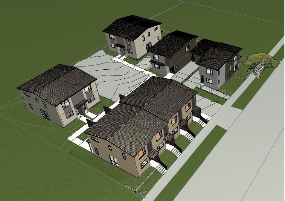 Rawalpindi Street - Kāinga Ora development - resource consent granted
